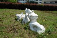 south_campus_1_summer_2019_fox_statue_2
