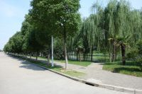south_campus_2_impression_road_and_lake_near_library_summer_2017