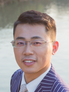 Portrait of Dr. Zhen LIU.